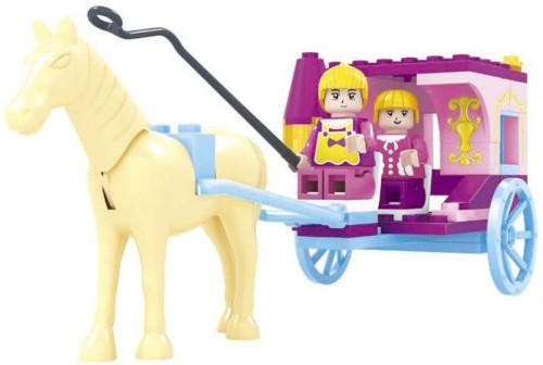 """Лего фигурки """"Страна чудес"""" 65д. арт.24301"""