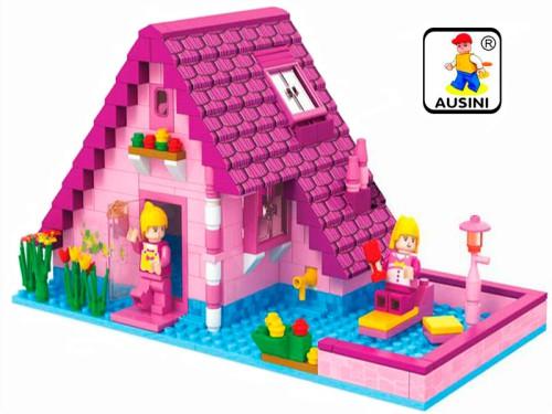 """Лего фигурки """"Страна чудес"""" 277д. арт.24601"""