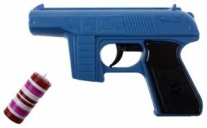 Пистолет с дисковыми пулями (Россия) С-21-Ф