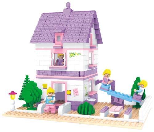 """Лего фигурки """"Страна чудес"""" 366д."""