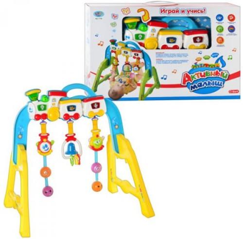 """Развивающая игрушка """"Играй и учись"""" Активный малыш"""