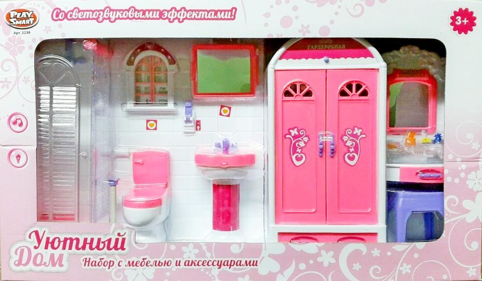 """Уютный дом """"Ванная комната"""" арт.2238"""
