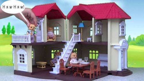 Дом для кукол Anbeiya family