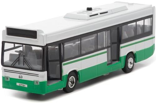 """Автобус, свет+звук, открывающиеся двери """"Техно парк"""""""