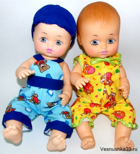 Кукла пупс резиновая большой