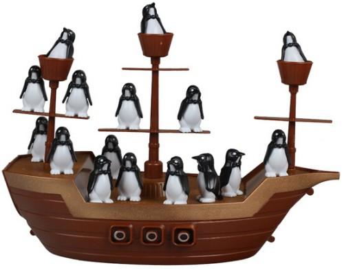 """Настольная игра """"Пиратский корабль"""""""