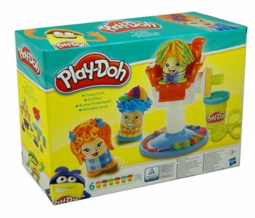 """Пластилин-тесто набор """"Play-Doh"""" Прически"""