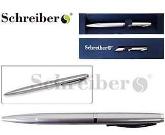 Ручка подарочная шариковая пластик Schreiber (2)