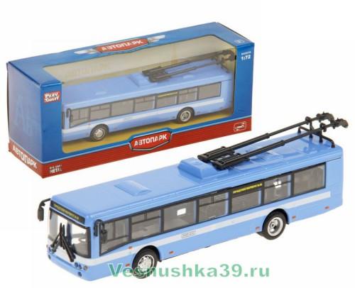 trollejbus-1-72-metallicheskaya-model-avtopark (3)